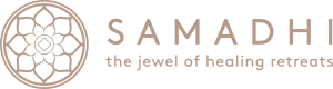 Samadhi The jewel of healing retreats logo